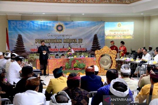 Wagub Bali harapkan PHDI beri batasan soal penodaan pura