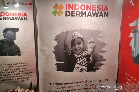 ACT buktikan Indonesia negara paling dermawan sedunia