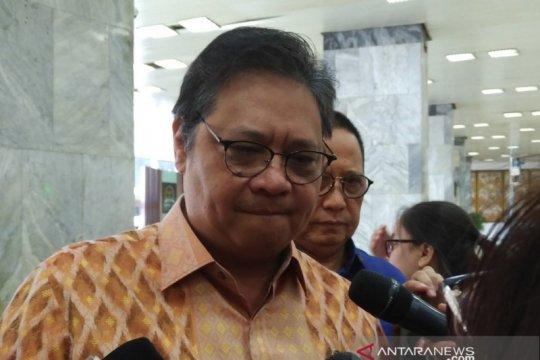 Airlangga berharap DPR pilih calon terbaik jadi pimpinan KPK