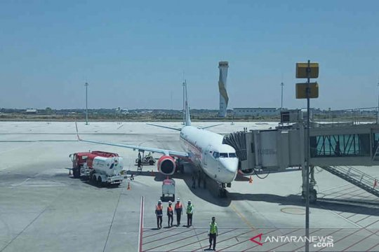 Pasokan avtur ke Bandara Kertajati 70 kiloliter per hari