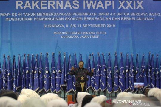 Menkop dan UKM: IWAPI miliki potensi tingkatkan ekonomi nasional