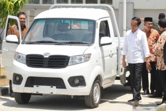 Menunggu tindak lanjut Jokowi kembangkan mobil Esemka