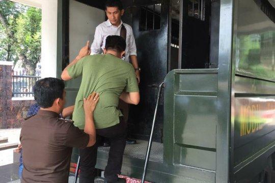 Kejati Sumut tahan tiga tersangka korupsi Taman Raja Batu