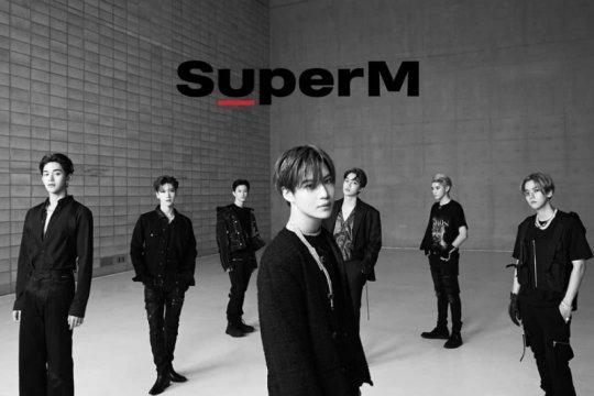 SuperM akan tampil di Hollywood 5 Oktober