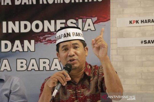 Pengamat: Tak hadiri rapat DPR RI, cara Jokowi tolak revisi UU KPK