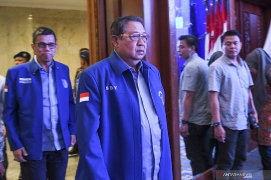 SBY tidak tergoda jabatan presiden tiga periode
