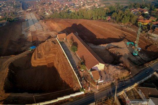 Sekolah terdampak proyek tol Cisumdawu di Sumedang