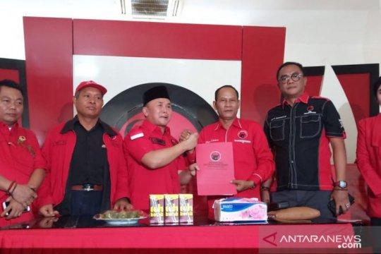 Sugianto orang pertama mendaftar ke PDIP Kalteng