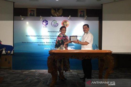 KKP gandeng BNPT cegah penyebaran radikalisme sektor kelautan