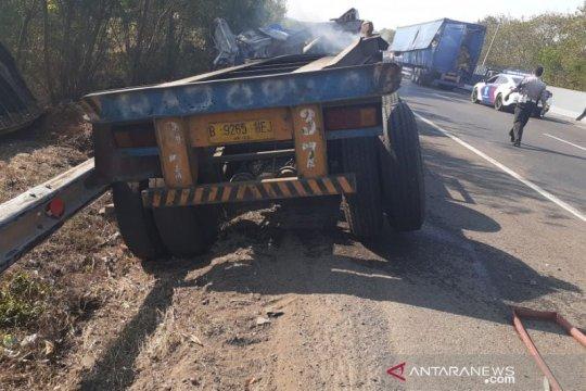 Terjadi lagi kecelakaan beruntun di Tol Cipularang