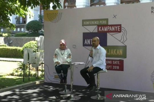 Kampanye antipembajakan bakal digelar di Bandung