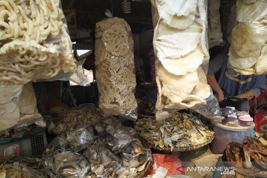 Ikan asin air tawar jadi oleh-oleh khas Lampung