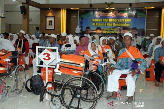 Bertambah menjadi 66 jamaah haji Debarkasi Surakarta yang meninggal