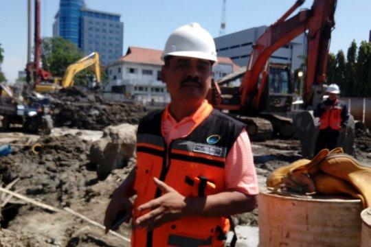200 tangki air bersih disiapkan untuk pelanggan terdampak di Surabaya