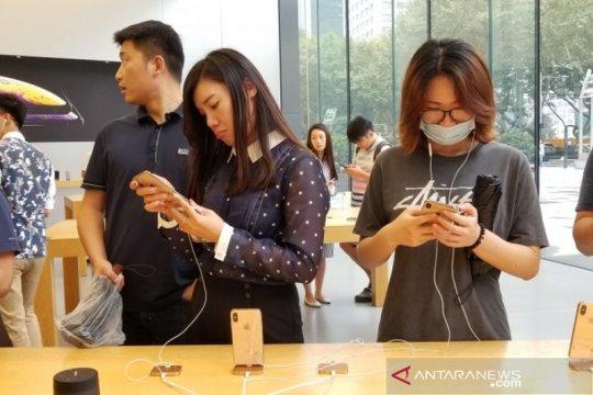 Erajaya tunggu keputusan Apple soal penjualan iPhone 11