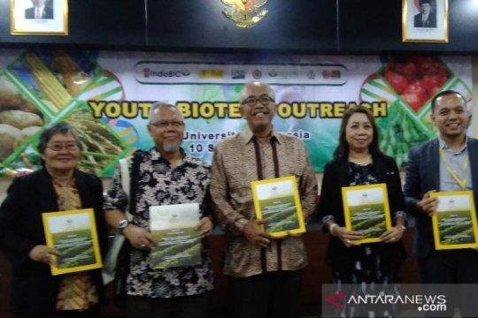 Bioteknologi untuk tingkatkan produktivitas pertanian di ibu kota baru
