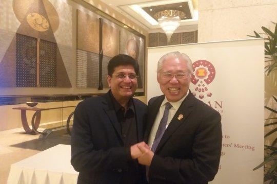 India apresiasi Indonesia dorong finalisasi perundingan RCEP