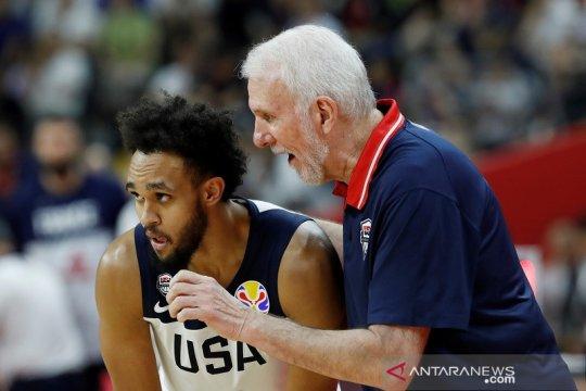 Bintang NBA Finals absen bela Tim AS pada laga pembuka Olimpiade Tokyo