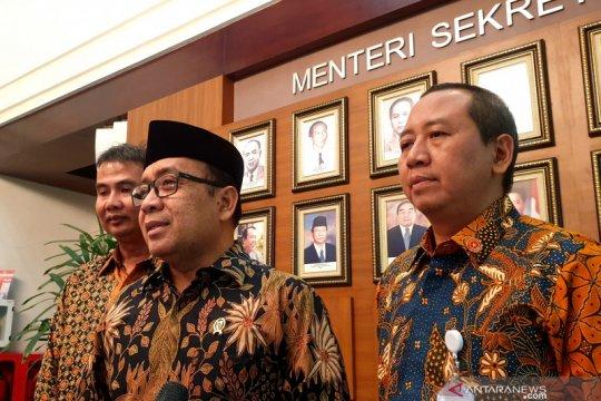 Presiden Jokowi sudah teken surpres untuk revisi UU KPK