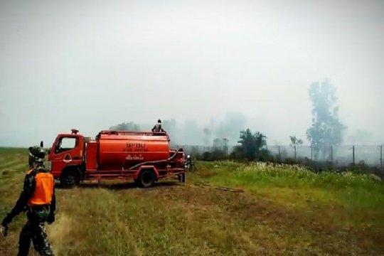 Penerbangan Pangkalan Bun-Sampit dibatalkan karena asap