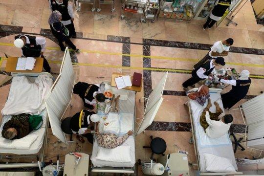 127 jamaah haji Indonesia masih dirawat karena sakit di Arab Saudi