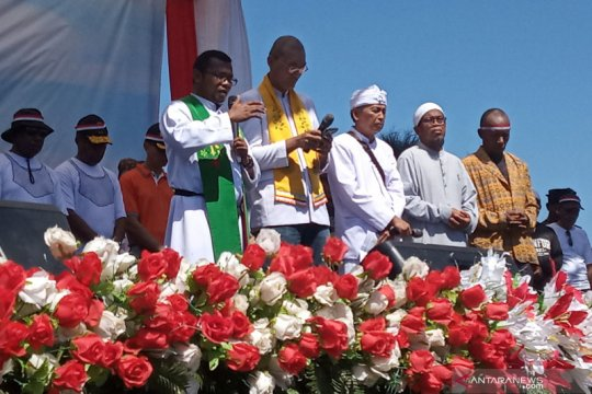 Pemprov ajak warga doa bersama untuk Papua lebih baik