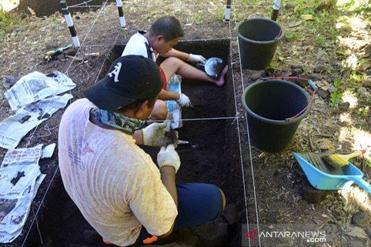 Arkeolog temukan fondasi kedaton lama kesultanan Tidore
