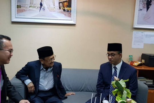 Habibie wafat - Rektor IPB: Habibie bapak kemandirian teknologi