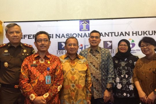 Kemenkumham sinergikan program bantuan hukum dengan MA