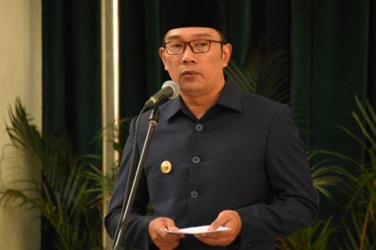Ridwan Kamil kaji aturan non-ASN ikut lelang Sekda
