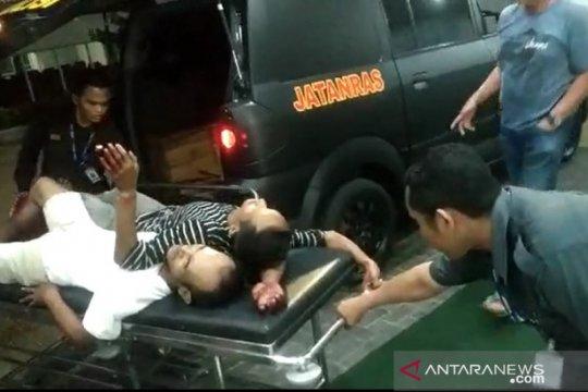 Lawan polisi, dua pelaku pemalakan di video viral dilumpuhkan