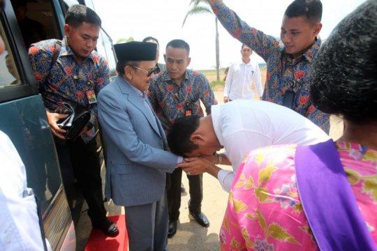 Habibie wafat, Plt Gubernur Kepri: Habibie berjasa terhadap Batam
