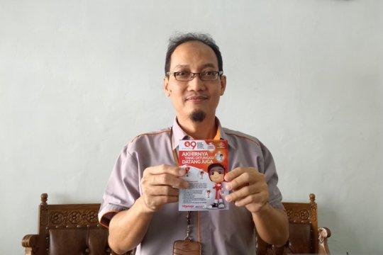 Kantor Pos Padang sediakan jasa pengiriman sembilan jam
