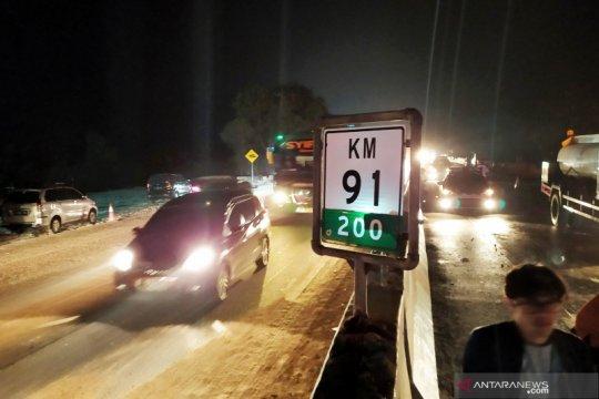 Polda Jabar sebut Speed Gun perlu diterapkan di Jalan Tol