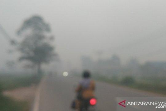Pemkot Pontianak liburkan aktivitas sekolah karena kabut asap