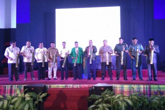 """Program """"Kentongan"""" tanggap bencana warnai HUT RRI ke-74 di Makassar"""