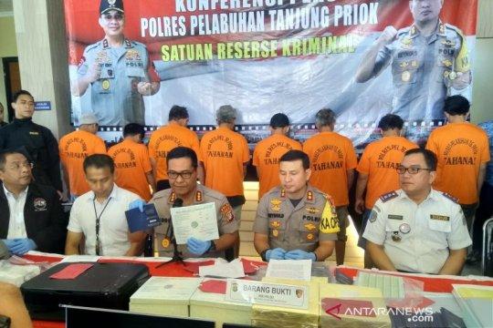Jaringan pemalsu KIR sudah beroperasi setahun di Jakarta Utara
