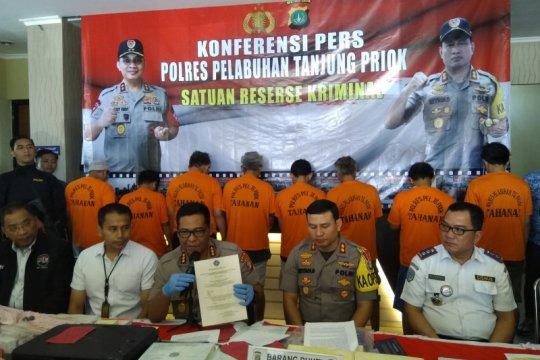 Polres Pelabuhan Tanjung Priok ungkap jaringan pembuatan SIO palsu