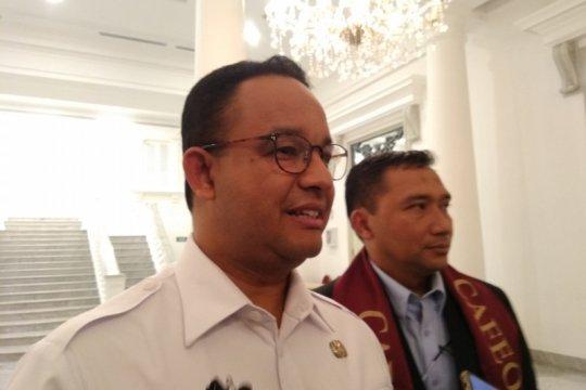 Anies: Pencabutan kasasi lahan sodetan sudah persetujuan Jokowi