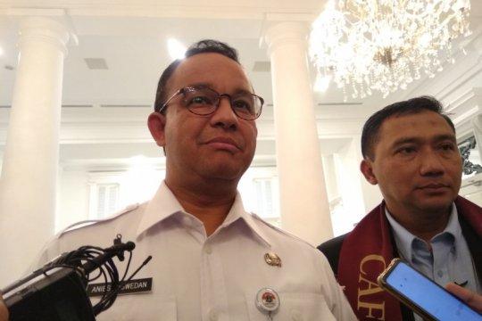 Dua deputi Gubernur Anies didefinitifkan untuk bantu kunjungan kerja