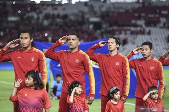 PSSI umumkan 25 pemain timnas hadapi UAE dan Vietnam