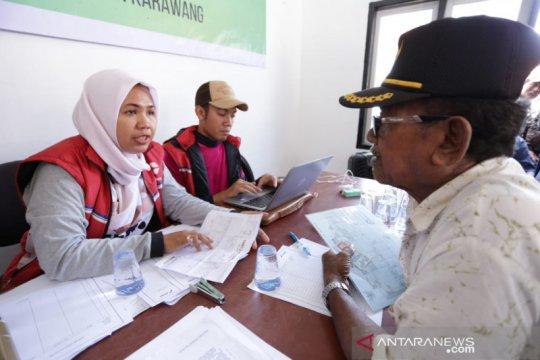 Dana kompensasi warga terdampak minyak Pertamina sesuai pendataan KKP