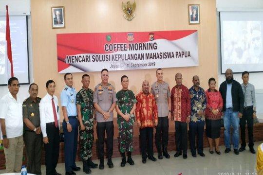 Papua Terkini-Kapolda fasilitasi pertemuan pemulangan mahasiswa Papua
