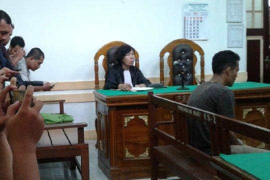Kurir 55 kg sabu dijatuhi hukuman mati