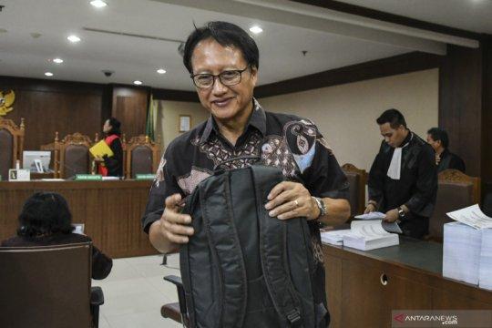 KPK panggil mantan Dirut PNRI sebagai tersangka kasus KTP-el