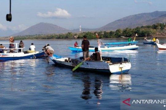 Nelayan yang ditabrak kapal cepat ditemukan meninggal