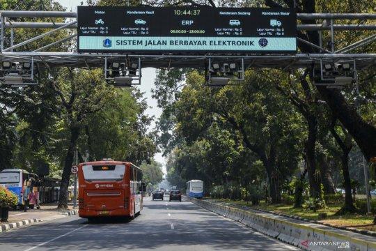 "Keputusan jalan berbayar Jakarta ada di ""tangan"" Pemprov DKI"