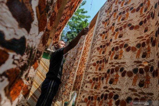 Pengembangan motif batik etnik Suku Baduy