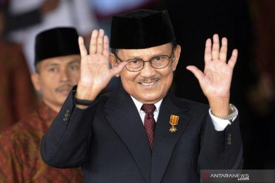 PGI: Habibie adalah negarawan sejati