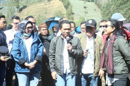 Menteri Rini: BUMN optimalkan revitalisasi wisata Ranupani Semeru